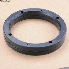 """Wotefusi 6,"""" автомобильный динамик черный 1,2"""" Глубина удлинитель прокладки кольца адаптер водонепроницаемый [QPA438]"""