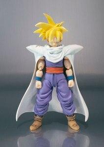 Image 2 - PrettyAngel   Genuine Bandai Tamashii Nationen S.H.Figuarts Super Saiyan Sohn Gohan Action figur