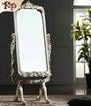 Королевский классический европейский мебель-мебель для дома твердой древесины туалетным зеркалом