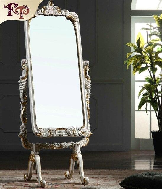 royal classic european furniture - home furniture solid wood dressing mirror