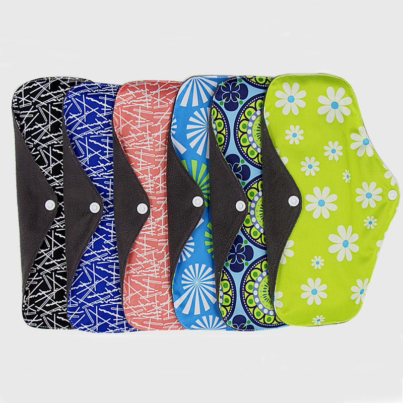 reusable menstrual pads (12)