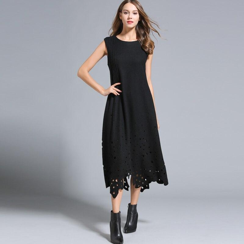 Աշնանային ձմեռային զգեստներ կանայք - Կանացի հագուստ - Լուսանկար 4