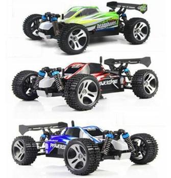 In Stock Wltoys A959 A959-B A979-B 50km/h 70km/h 85km/h 2.4G 4CH Remote Control RC Speedcar High Speed Racing Car Off-Road 4wd