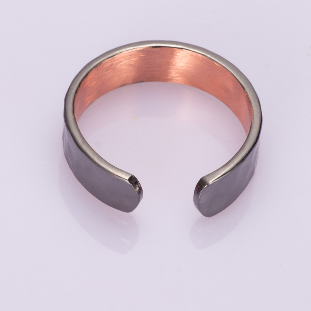 hot from accessories size wide finger on in rings non us flat fashion jewelry item band magnetic aa hematite