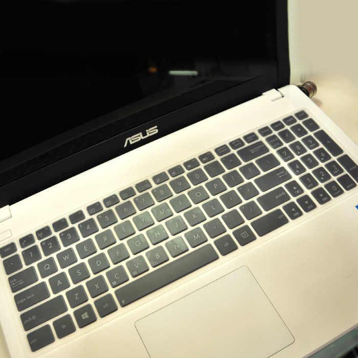 Nuovo Silicone Copertura Della tastiera per Asus A550V F555LD N551JM GL552VW W508MD GL552JX N551V N551 R513M E502M FL5800 V555LB del computer portatile