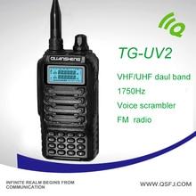 Abbree TG-UV2 Military Walkie Talkie 5W Power 2000mAh Battery High Quality Professional Two Way Radio TGUV2