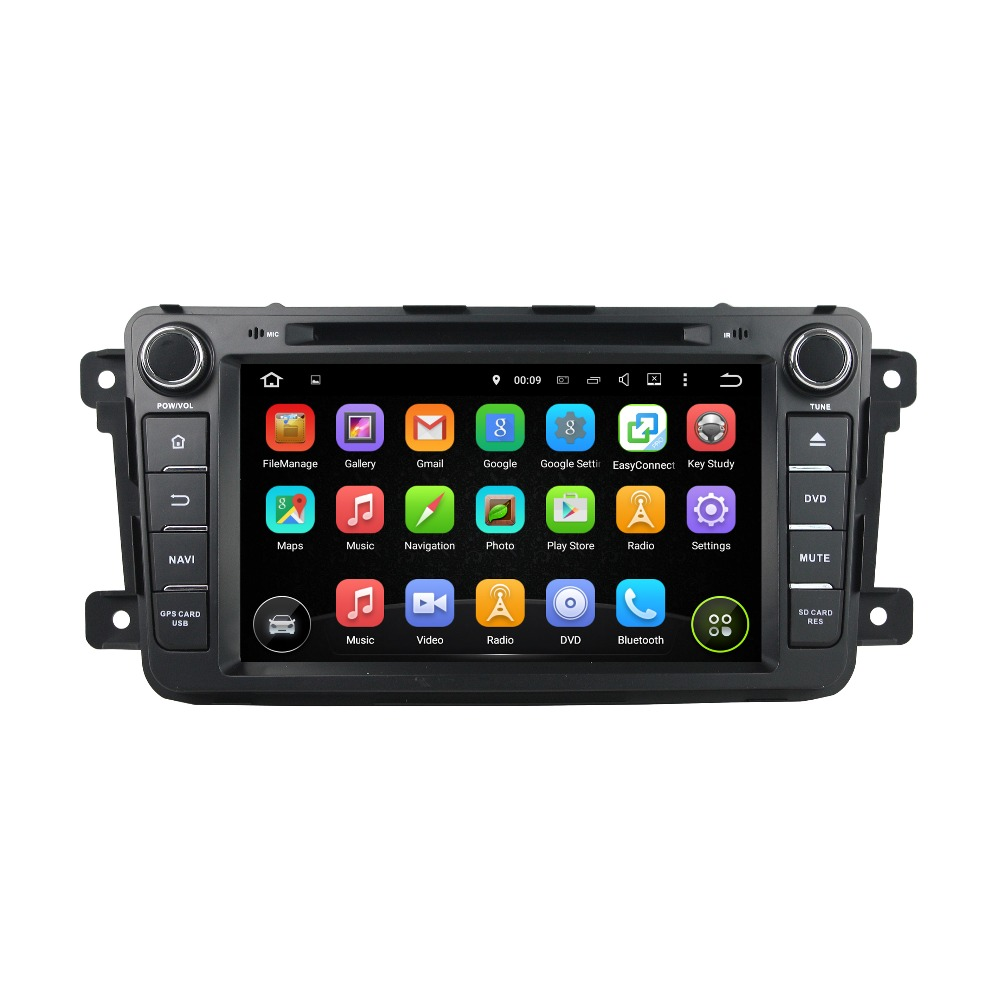 "KLYDE 8"" 2Din 8 Core Android 8.0 For Mazda CX-9 2012-2013 Car Radio 2+16GB 4+32GB 4+64GB Multimedia Player Audio Stereo 1024*600"