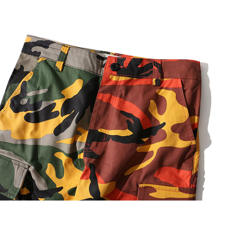 8da990213a3e9 Aolamegs Cargo Pants Men Limited Patchwork Camouflage Hip Hop Pants  Tactical Trouser Multi Color Fashion Streetwear Joggers New-in Cargo Pants  from Men's ...