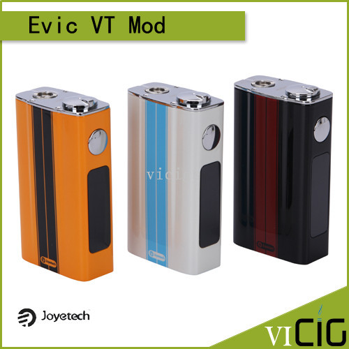100% Original Joyetech Evic-VT Box mod Temperature Control Evic vt battery 5000mah Evic VT mod fit ego one mega atomizer original pioneer4you ipv d2 box mod