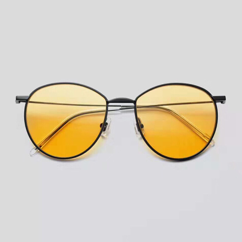 Brillen Weibliche Runde no3 De No1 Sol Mode Sunglasses 2019 Frauen no2 Sonnenbrille Marke Qualität Sunglasses Hohe Designer Für Vintage Sunglasses Oculos Feminino RqxAZZn
