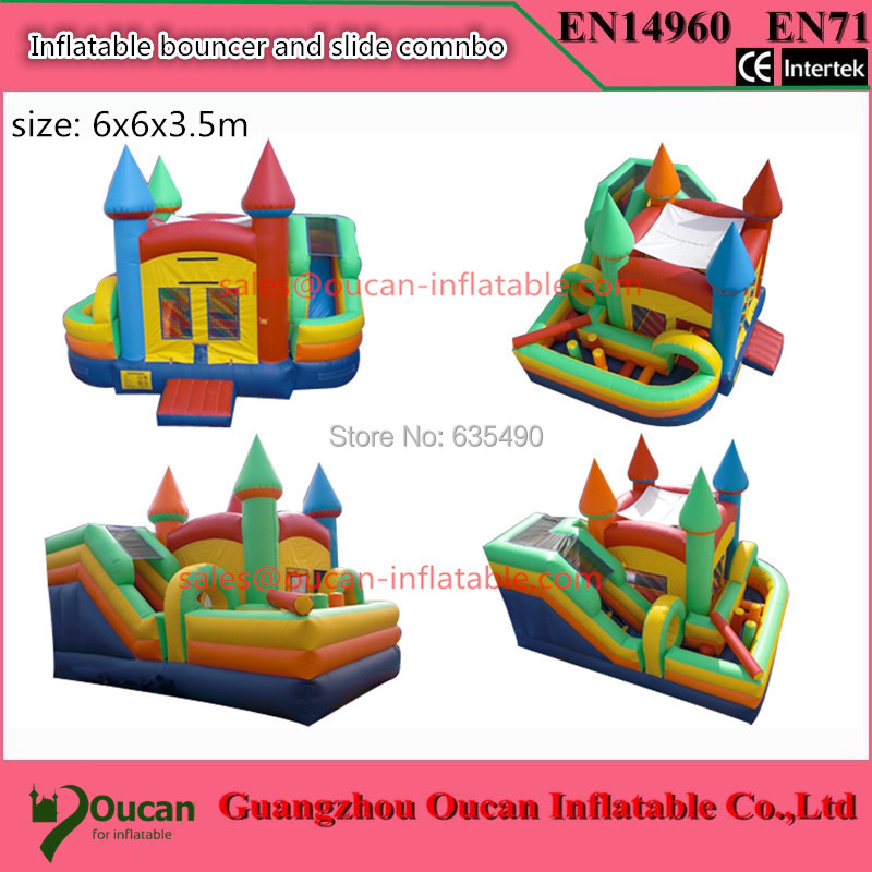 Factory direct inflatable trampoline, inflatable slides, inflatable castle, inflatable bouncer factory direct inflatable castle slide inflatable bouncer inflatable fun city inflatable slides cn 041
