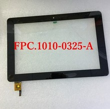 10.1″ Inch FPC.1010-0325-A pmp5101d3g quad DNS AirTab P100QW  Tablet Touch screen panel Digitizer Glass Sensor replacement 1