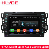 KLYDE 7 4G Android 8.0 Octa Core 4GB+32GB Car DVD Player Radio For Chevrolet Holden Daewoo Lova Aveo Epica Tosca Spark Captiva