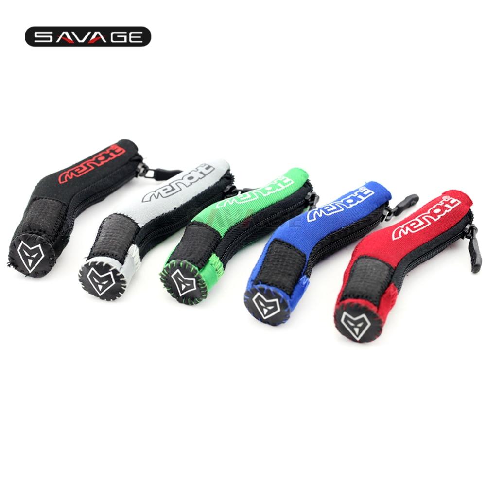 Pedal Gear Shift Sock Cover For HONDA CBR600 FF2F3F4F4I CBR600RR CBR650F CBR900RR CBR1000RR CBR1100XX Boot Shoe Protector