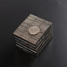Permanent NdFeB magnet, Neodymium block strong wedding magnet cube, fridge magnet souvenir,powerfull N35 Ni plating 20X10X2mm