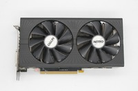 Used, Sapphire RX470 4G Overseas Used Desktop Display High end Game Graphics Card (2048 Stream processing)