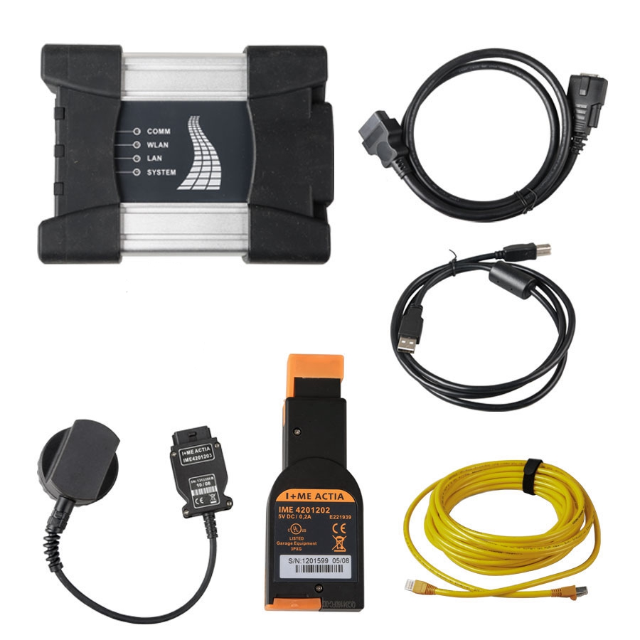 NEW WIFI ICOM Next for BMW update from ICOM A2 A+B+C/A3 Car Diagnostic & Programmer Tool with newest 2018.05 Software HDD 500G