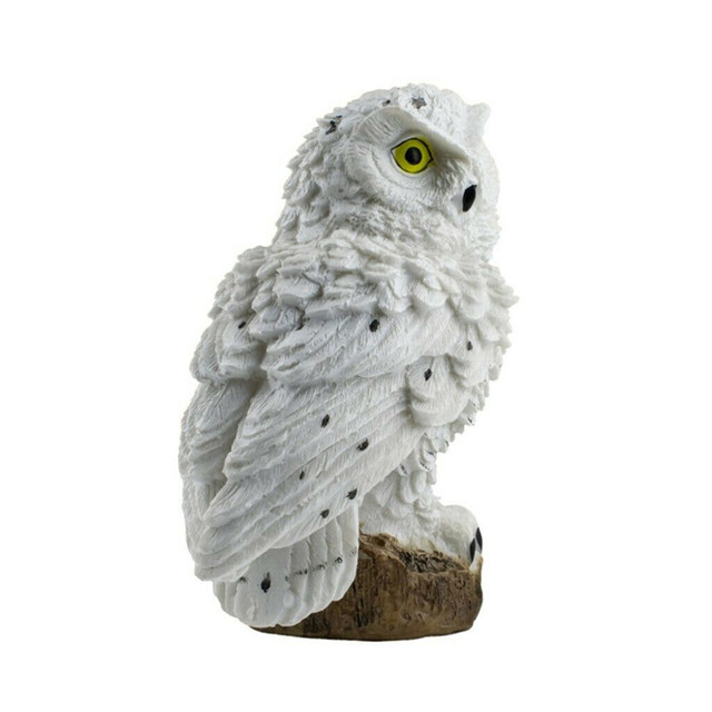 Owl Lamp for Waterproof Garden Decoration