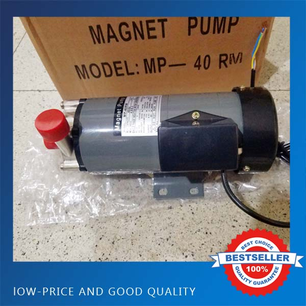 MP 40RM Food Grade 304 Stainless Head Homebrew Pump Hot Sell Magnetic Drive Pump