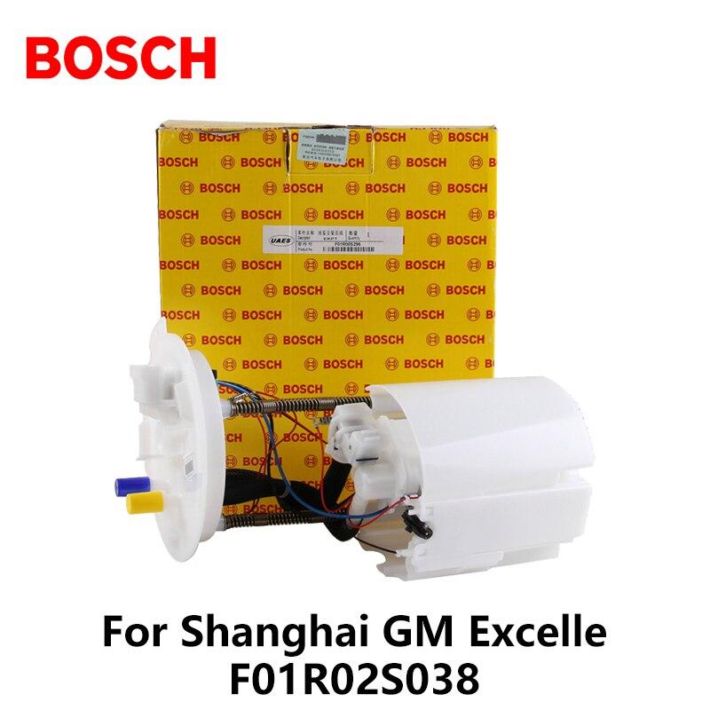 Бош авто Топливный насос Бензиновый насос Бензиновый насос Кронштейн для GM Шанхая Автово F01R02S038