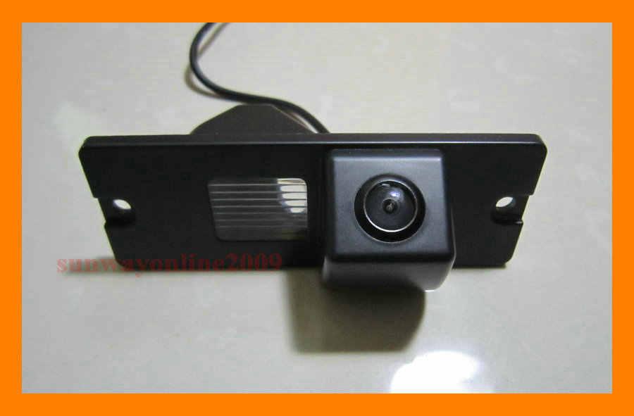 ¡Cámara del coche! Coche CCD SONY retrovisor cámara de respaldo para Mitsubishi Pajero V3 V6 V8 Zinger