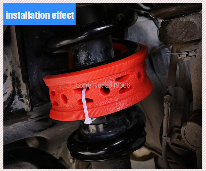 smRKE For Hyundai Tucson High quality Front Rear Car Auto Shock Absorber Spring Bumper Power Cushion Buffer in Shock Absorber Parts from Automobiles Motorcycles