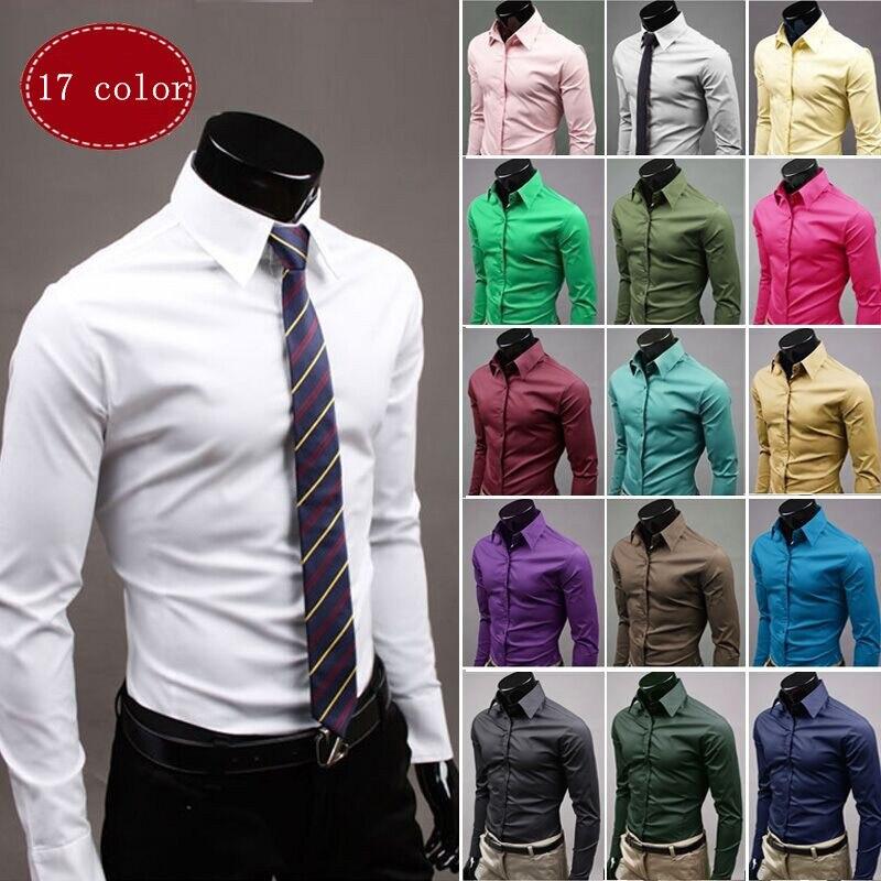 Mens dress shirt fashion 2018 61