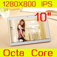 2017 New Android 5.1 Tablets PC Tab Pad 10 Inch IPS 1280x800 Octa Core 4GB RAM 32GB ROM Dual SIM Card 3G Phone Call 10