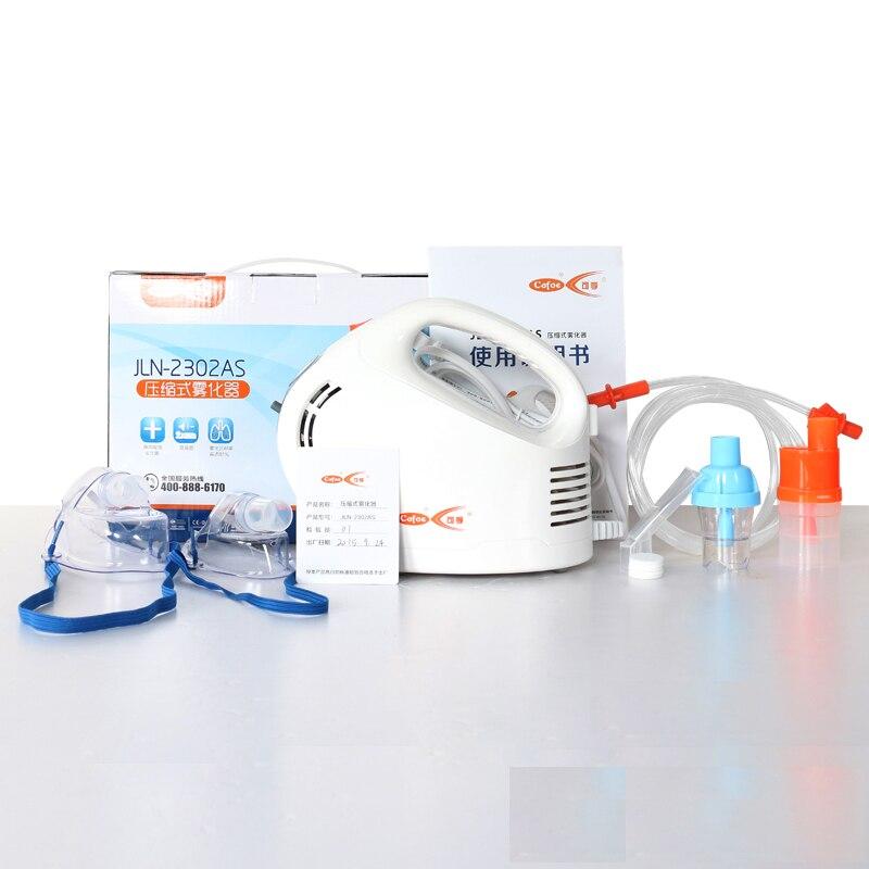 Dispositivo nebulizador de terapia de compresión de aire para cuidado de la salud Cofoe para niños y ancianos-in Aparatos de cocción al vapor from Belleza y salud    2