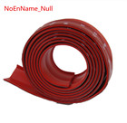 Autos Front Bumper Lip Splitter Body Spoiler Skirt Rubber Protector Valance Chin