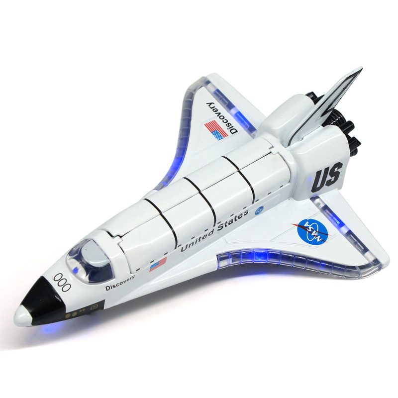 Alloy Diecast Model Plane Kids Toy Columbia Space Shuttle ...