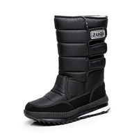2017 Snow Boots Winter Ankle Boots Women Shoes Fashion Heels Winter Boots Fashion Shoes