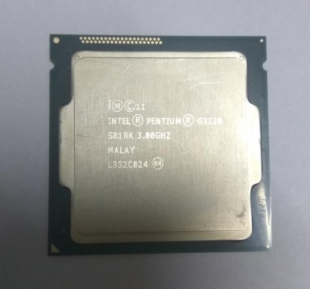 Intel Pentium Processor G3220 3.0g LGA1150 22 nanometers LGA1150 3M Cache Dual-Core CPU Processor TPD 53W ,have a g3260 sale