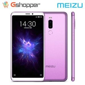 Image 4 - הגלובלי גרסה Meizu הערה 8 4GB 64GB נייד טלפון Snapdragon 632 אוקטה Core Note8 Smartphone מלא מתכת גוף מצלמה אחורית כפולה
