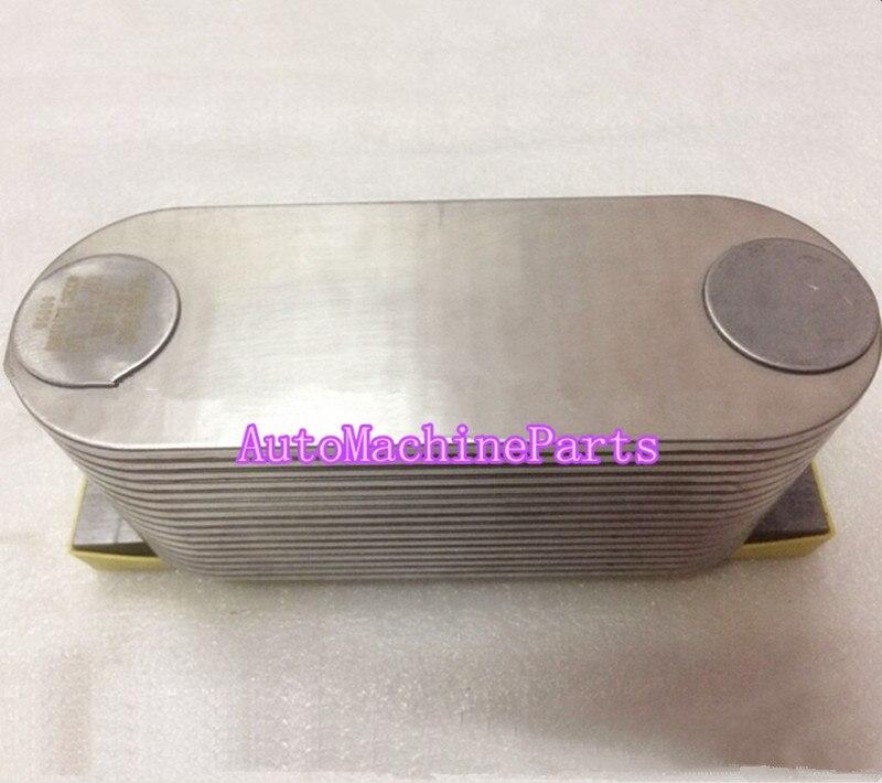 K19 KTA19 Diesel Engine Cooling System Oil Cooler Core 4095096 3085956 3331667 3804934
