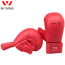Promo wesing karate mitts wkf karate gloves for competetion