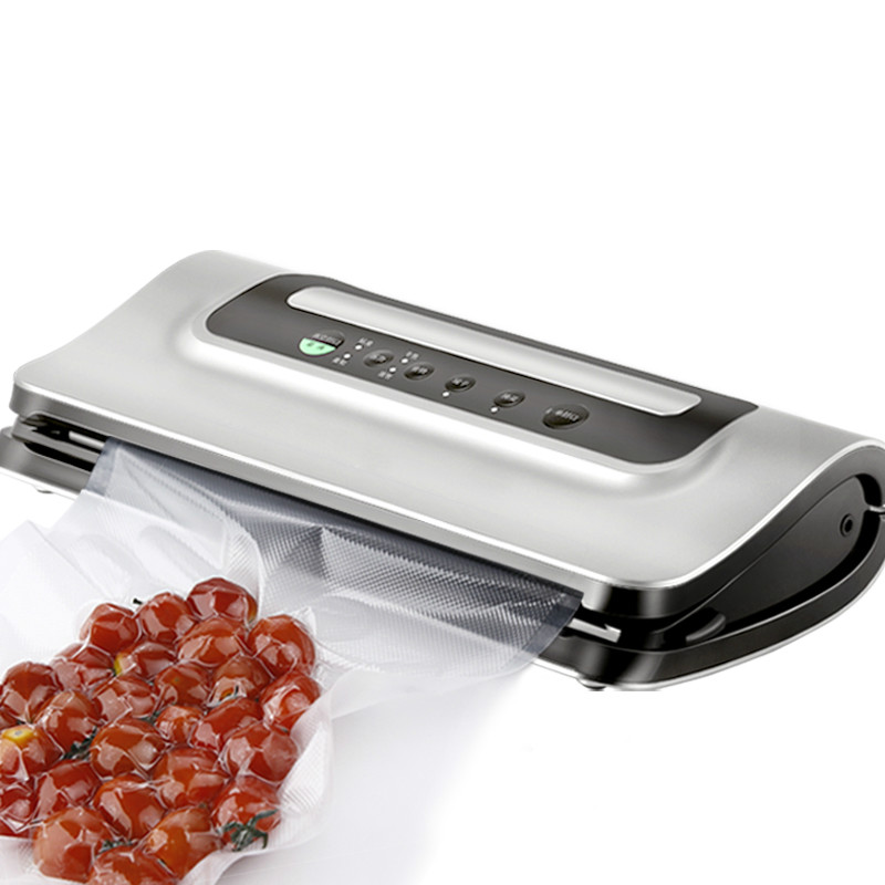 Vacuum Food Sealers Sealing Machine Automatic Packaging Small Commercial Household Plastic