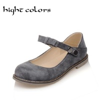 HIGHT COLORS 2018 Lovely Bowtie Women Shoes Moccasins Ballet Flats For Spring Fall Slip on Lady Students Flat Loafers Sizes 43