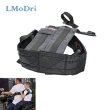 LMoDri Motorcycle Adjustable Child Belt Electric Motorbike Safety Durable Baby Carrier Carry Children Harness