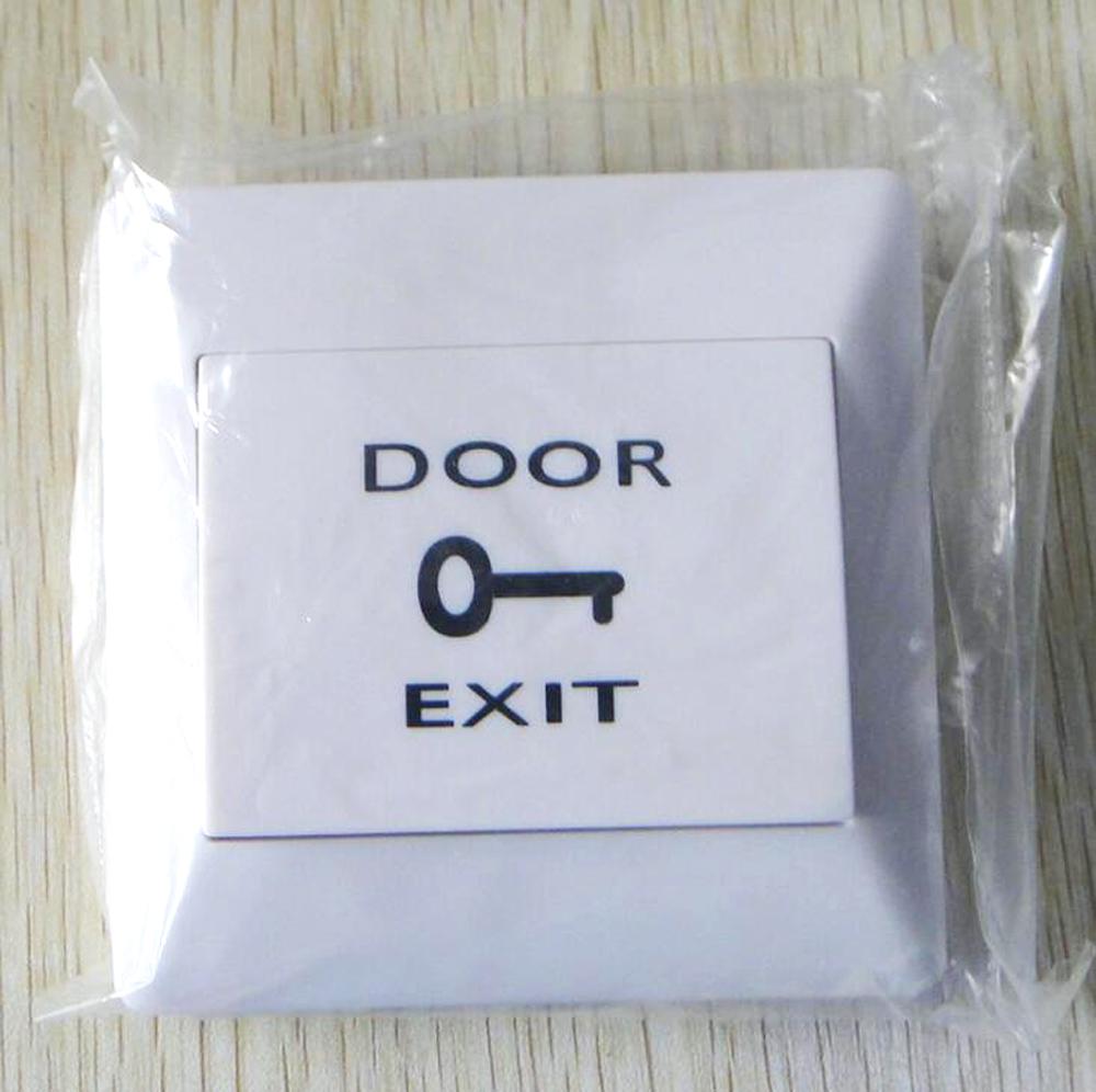 high quality door exit button emergent switch push release for access system no signal oor access control switch