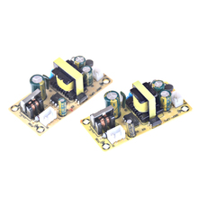 купить AC-DC 12V3A 24V1.5A Switching Power Supply Module Bare Circuit 100-265V to 12V 5V Board TL431 regulator for Replace/Repair 1Pcs