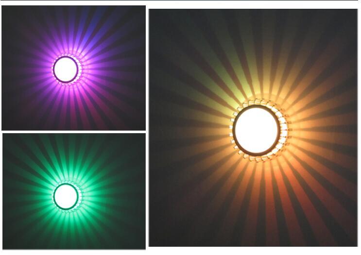 LED corridor lamp light foyer ceiling lamps home entrance ceiling style lights spotlights downlight FG294