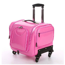 New Luxury Luggage Bag Beauty and Hairdressing Manicure Embr