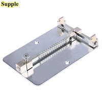 Supple Stainless Steel Cell Phone PCB Repair Holder Platform Maintenance Fixtures