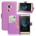 Casos de telefone protetor cubierta para letv leeco le 2 pro x527 X620 X520 X526 Snapdragon 652 Eco Aleta Capas De Couro Carteira Carcasa