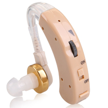 FEIE ear amplifier aparat analog hook hearing aid aids the ear listens S-520 Free Dropshipping