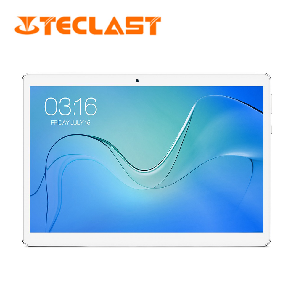 Teclast P10 4G Phablet Tablets 10.1 Inch Android 8.1 MTK 6737 Quad Core 2GB RAM 16GB ROM Dual Camera Dual Band Tablets
