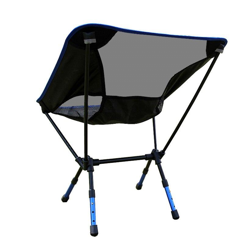 Mini Pliage Tabouret Chaise Pliante Lune Chaises En Plastique Plein Air Dans De Plage