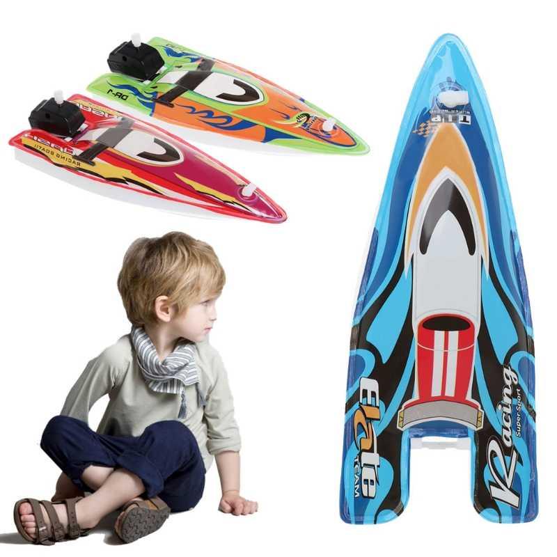 Новая детская игрушка ребенок завершать работу надувная лодка корабль Ванна игрушка играть в воду ванная комната