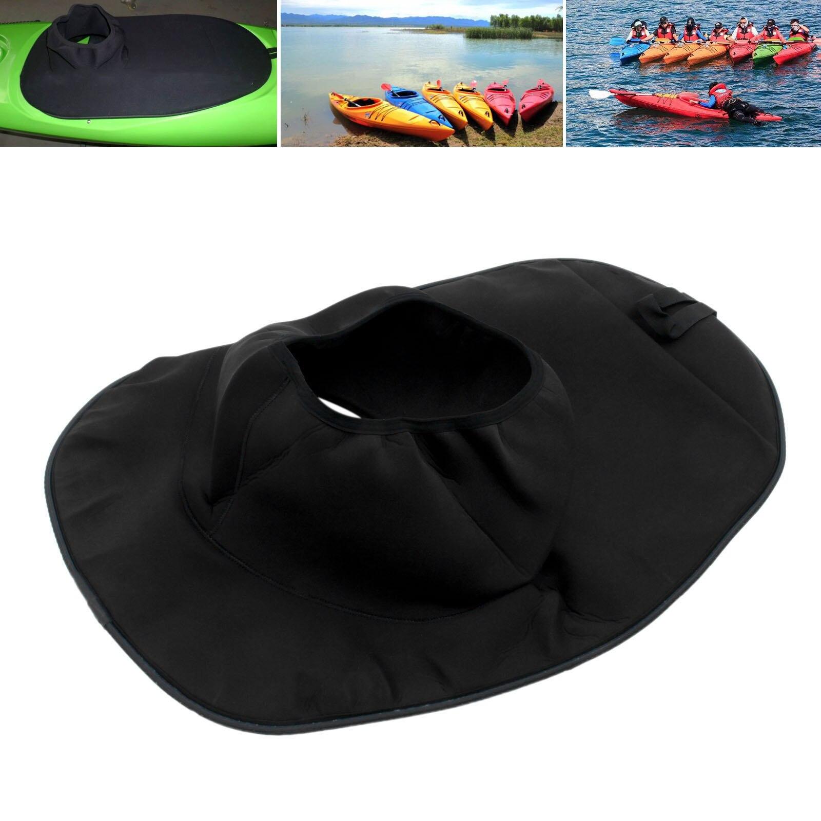 1 Pc couverture imperméable de jupe de plate-forme de jet marin de Kayak de tissu pour 86 cm de tour de taille Maximum accessoires universels de bateau d'aviron